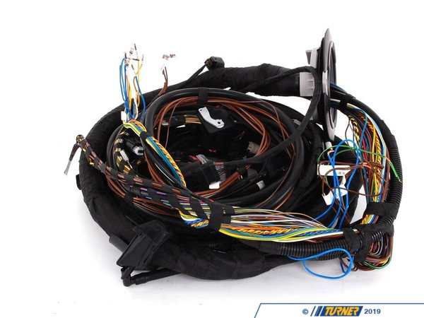 T#137195 - 61119168090 - Genuine BMW Front Left Repair Wiring Set - 61119168090 - Genuine BMW -