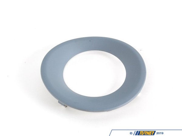 T#23306 - 51113423790 - Genuine BMW Cover, Fog Lamp, Primed Right - 51113423790 - E83 - Genuine BMW -