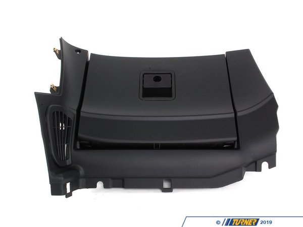 T#21121 - 51458399928 - Genuine BMW Glove Box With Trim Panel Schwarz - 51458399928 - Genuine European BMW -
