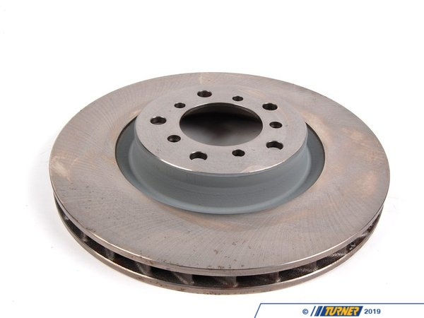 T#13538 - 34112229530 - Genuine BMW Brake Disc, Ventilated, Right 325X28 - 34112229530 - E46 M3 - Genuine BMW -