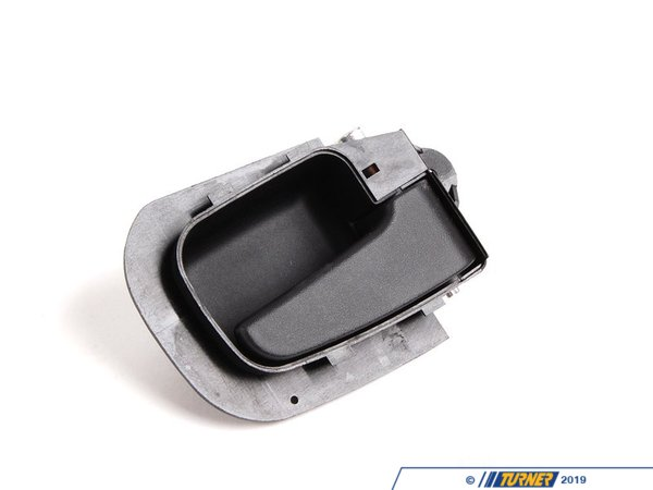 Genuine BMW Inner Door Release Handle - Right - E36 Coupe & Convertible 51211977540