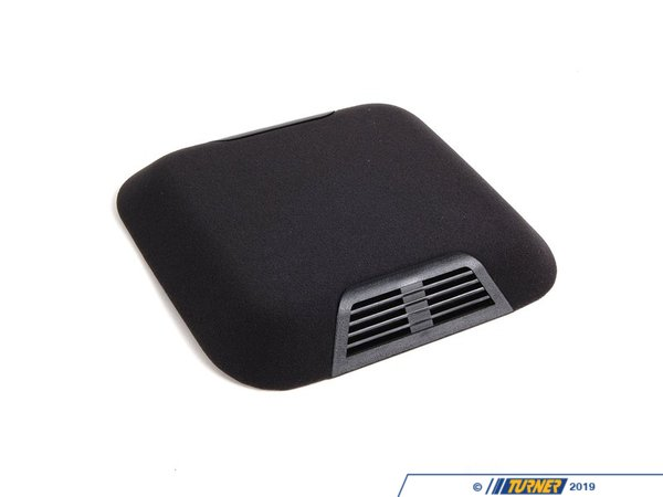 T#105786 - 51442699064 - Genuine BMW Cover Schwarz - 51442699064 - E46,E46 M3 - Genuine BMW -