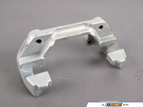 T#61570 - 34111160366 - Genuine BMW Brake Carrier Ate - 34111160366 - E34 - Genuine BMW -