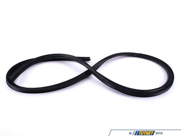 T#118647 - 51718397644 - Genuine BMW Trunk Lid Gasket - 51718397644 - Genuine BMW -