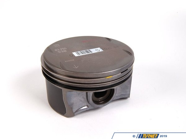 T#19063 - 11257506222 - Genuine BMW Mahle Piston (0) - 11257506222 - E39,E46,E53,E83,E85 - Genuine BMW -
