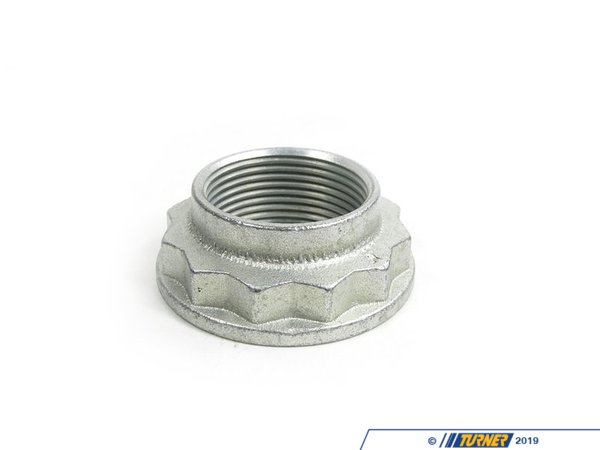 OEM Febi Locking Axle Nut - Most BMWs