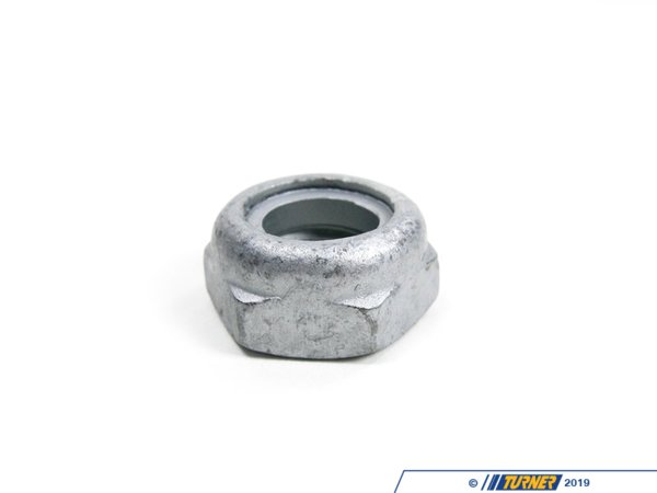 T#7688 - 31106769443 - Genuine BMW Front Axle Self-locking Hex Nut 31106769443 - Genuine BMW -