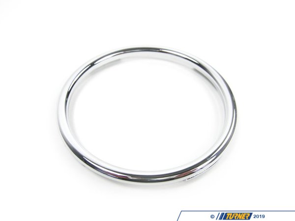 T#82217 - 51162491394 - Genuine BMW Chrome Ring - 51162491394 - Genuine BMW -