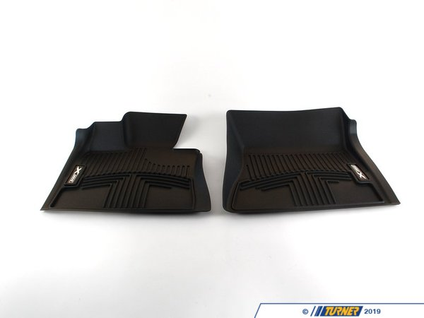 T#11368 - 82112211584 - Genuine BMW Accessories Rubber Floor Liner 82112211584 - Genuine BMW -