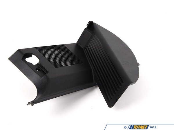 T#104470 - 51438135511 - Genuine BMW Lateral Trim Panel Front Left Schwarz - 51438135511 - E36 - Genuine BMW -