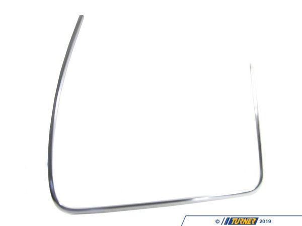 T#91734 - 51311843777 - Genuine BMW Decorative Frame Left - 51311843777 - Genuine BMW -