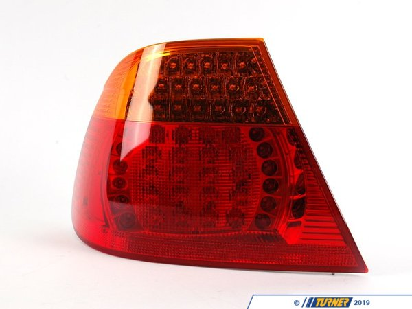 "T#22047 - 63216937449 - Genuine BMW Tail Light ""Led"" Left Side Panel - 63216937449 - E46 - Genuine BMW -"