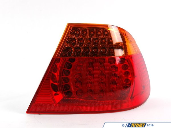 "T#22048 - 63216937450 - Genuine BMW Tail Light ""Led"" Right Side Panel - 63216937450 - E46 - Genuine BMW -"