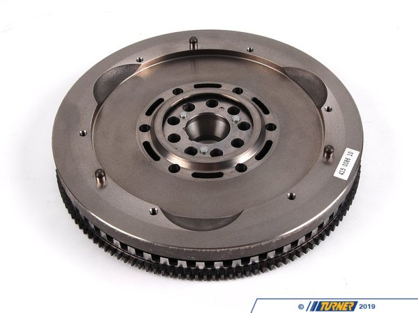 T#18832 - 21201223581 - OEM LuK Twin Mass Flywheel -- E39 E38 E31 M62 - LUK - BMW