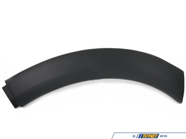 T#79208 - 51131505864 - Genuine MINI Cover, Wheel Arch, Front Right Schwarz - 51131505864 - Genuine MINI -