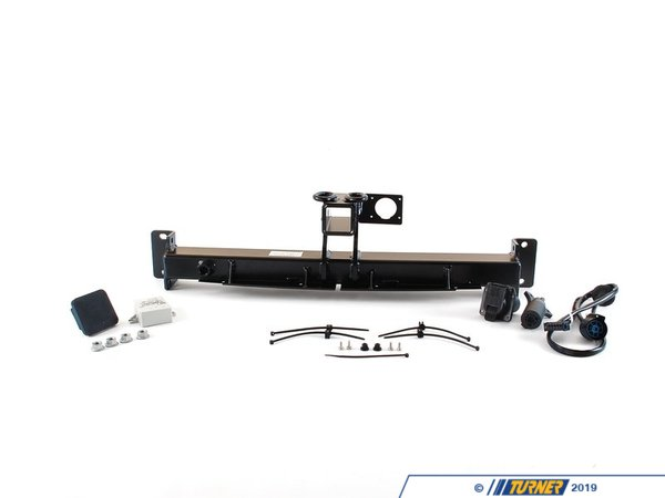 T#12433 - 71600035368 - Genuine BMW Trailer Hitch Kit - E83 X3 - Genuine BMW Installation Kit - X3 Trl Htch F/LThis item fits the following BMW Chassis:E83 - Genuine BMW - BMW