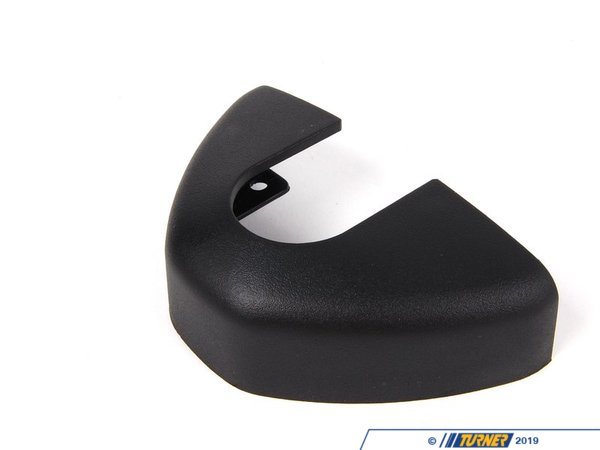 T#134437 - 54218410544 - Genuine BMW B-Column Lock Cover Schwarz - 54218410544 - Genuine BMW -