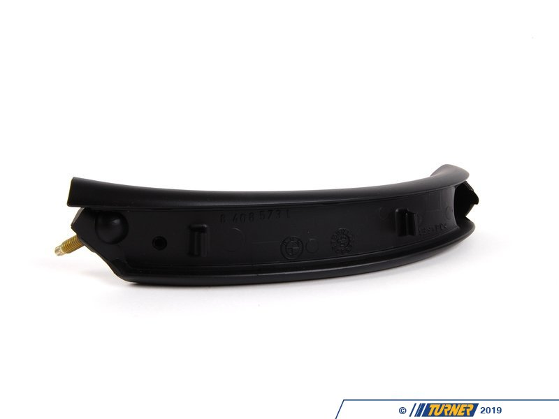 T#101261 - 51428265173 - Genuine BMW Door Handle Rear Left Schwarz - 51428265173 - E53 - Genuine BMW -
