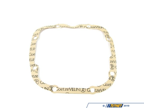 T#1300 - 33111210405 - Differential Cover Gasket - E30 E28 E24 E23 - Genuine BMW - BMW