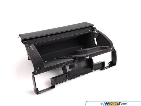 T#85644 - 51168171270 - Glovebox Housing - Black - E36 1994-1999 - Genuine BMW - BMW