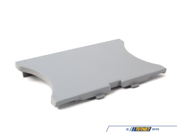 T#118616 - 51718266824 - Genuine BMW Cover Grau - 51718266824 - E46,E46 M3 - Genuine BMW -