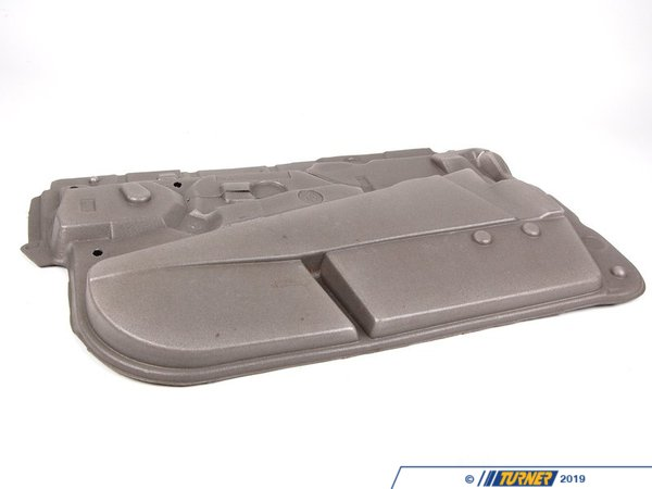 T#9988 - 51487055930 - Genuine BMW Sound Insulating Door Front Right - 51487055930 - E39 - Genuine BMW -