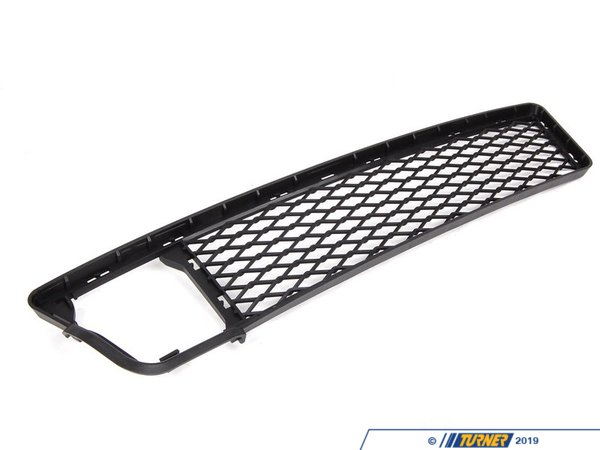 T#76358 - 51117175016 - Genuine BMW Grid, Center Open Acc - 51117175016 - E92,E93 - Genuine BMW -