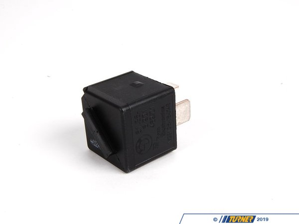 Genuine BMW Genuine BMW Relay - Black 61366901469
