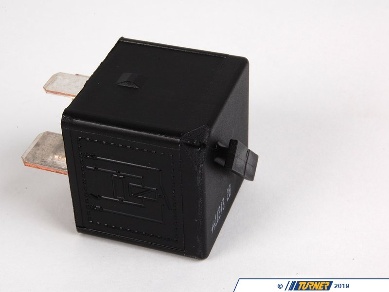 61366901469 Genuine Bmw Relay Black Turner Motorsport