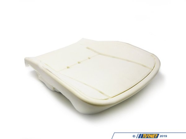 T#121697 - 52101933698 - Genuine BMW Pad Seat Front - 52101933698 - E30 - Genuine BMW -