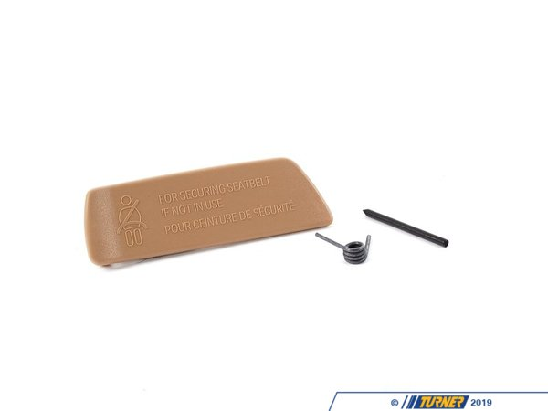 T#113632 - 51479119107 - Genuine BMW Clip, Waistrail, Left Beige - 51479119107 - E70 X5 - Genuine BMW -