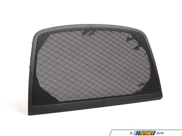 T#107682 - 51457161796 - Genuine BMW Loudspeaker Cover - 51457161796 - E70 X5,E71 X6 - Genuine BMW -