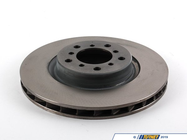 T#12749 - 34112229529 - Genuine BMW Brake Disc, Ventilated, Left 325X28 - 34112229529 - E46 M3 - Genuine BMW -
