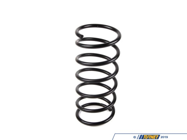 T#7753 - 31331127645 - Genuine BMW Front Axle Coil Spring 31331127645 - Genuine BMW -