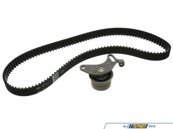 T#208 - 09-9320-000 - Timing Belt and Tensioner Kit - E30 E28 E34 - M20 engine - Gates - BMW