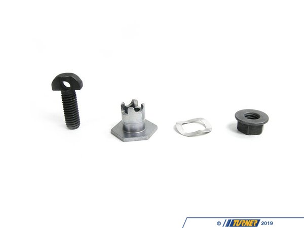 T#25579 - 24500429180 - Genuine BMW Clamping Parts Set - 24500429180 - Genuine BMW Clamping Parts SetThis item fits the following BMW Chassis:E36 M3,E53 48IS,E34,E36,E38,E39,E46,E53 X5,E63,E82,E83 X3,E85 Z4,E86 Z4,E89 Z4,E90,E92,E93 - Genuine BMW -