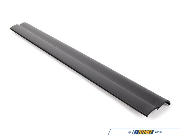 T#111258 - 51477014605 - Genuine BMW Front Left Sill Strip Schwarz - 51477014605 - E65 - Genuine BMW -
