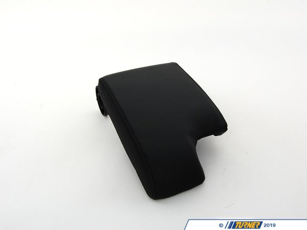 T#21910 - 51168238229 - Black Leather Armrest - E46,E46 M3 - This is the Genuine BMW black leather armrest.  It is only a replacment armrest for cars that came with factory center console armrest.   This part will not allow you to add an armest to a car the didn't come with one.If you want to add and amrest to a car that did not have one you need to order #51168218305 and 51168238223 among other parts.This item fits the following BMWs:1999-2005  E46 BMW 323i 323ci 325i 325ci 325xi 328i 328ci 330i 330ci 330xi M3 - Genuine BMW - BMW
