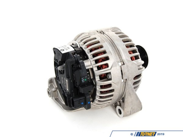 T#14818 - 12317541696 - Genuine BMW At-Compact Alternator 155A - 12317541696 - E46,E83 - Genuine BMW -