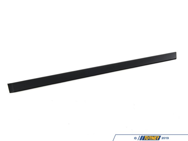 T#8737 - 51138159297 - Genuine BMW Moulding Door Rear Left Schwarz - 51138159297 - E39,E39 M5 - Genuine BMW -