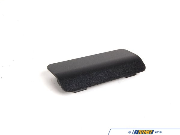 T#112942 - 51478187012 - Genuine BMW Rear Trunk Trim Panel Cover Schwarz - 51478187012 - E39 - Genuine BMW -