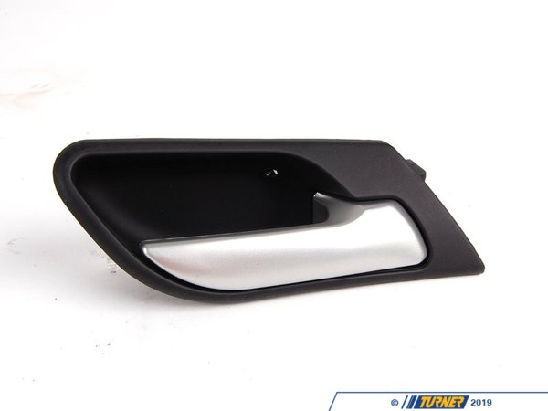 T#96323 - 51417000232 - Genuine BMW Door Handle Interior Right, - 51417000232 - Schwarz - Genuine BMW -