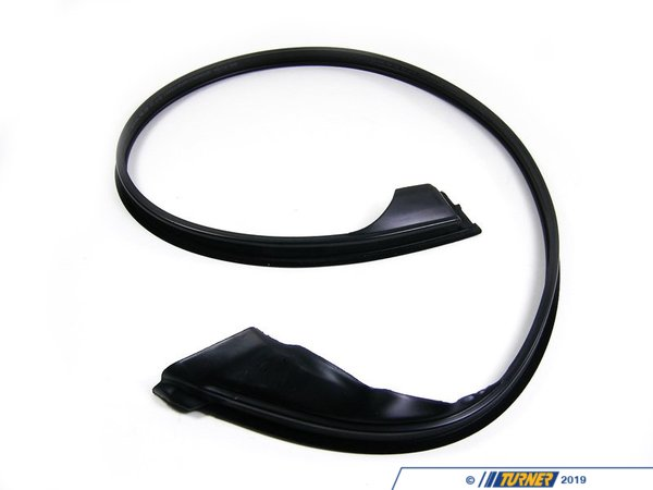 T#9151 - 51210402745 - Genuine BMW Trim Front Left Seal.betw.door An 51210402745 - Genuine BMW -