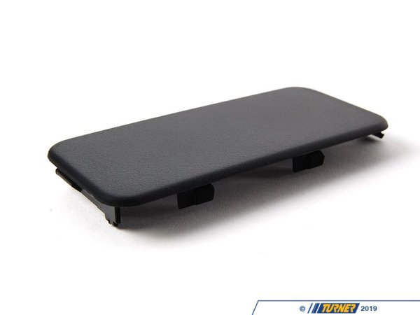T#89724 - 51218213603 - Genuine BMW Cover Schwarz - 51218213603 - E46,E46 M3 - Genuine BMW -