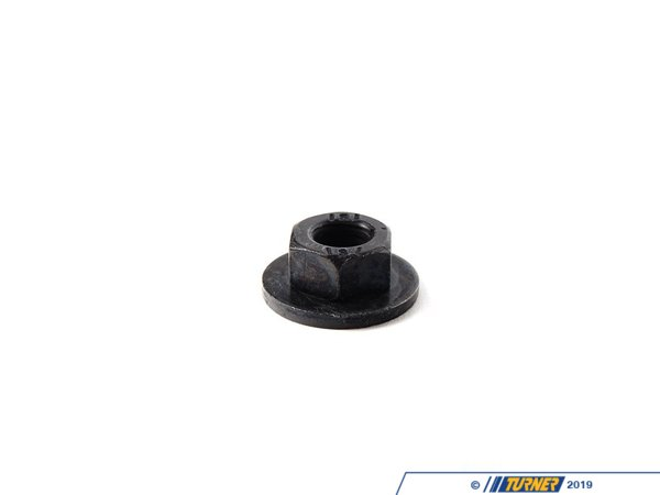 T#29644 - 07147144953 - Genuine BMW Hex Nut With Plate - 07147144953 - Genuine BMW -