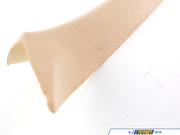 T#9760 - 51438173499 - Genuine BMW Covering Apron Left Beige - 51438173499 - E36 - Genuine BMW -