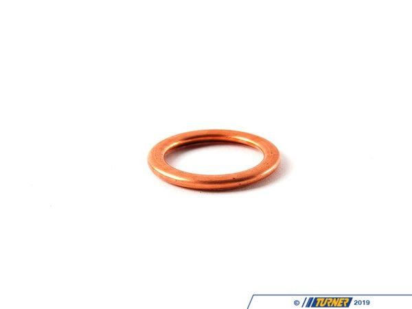 T#6636 - 11137546275 - Genuine Mini Engine Gasket Ring 11137546275 - Genuine MINI -