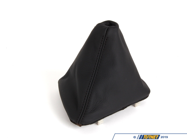 Genuine BMW Genuine BMW Leather Shift Boot 25111434322