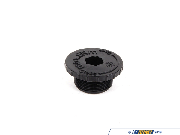 T#51379 - 24117520713 - Genuine BMW Screw Plug - 24117520713 - Genuine BMW -