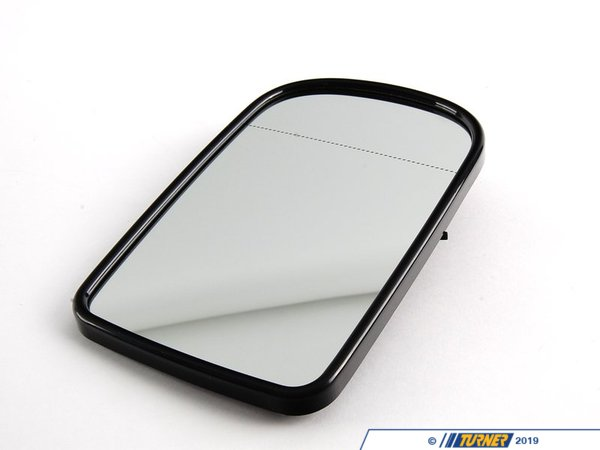 Genuine BMW Genuine BMW Trim Mirror Glas, Heated, Wide-an 51168266494 51168266494
